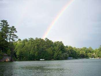 Your Pot of Gold at Lake Redstone